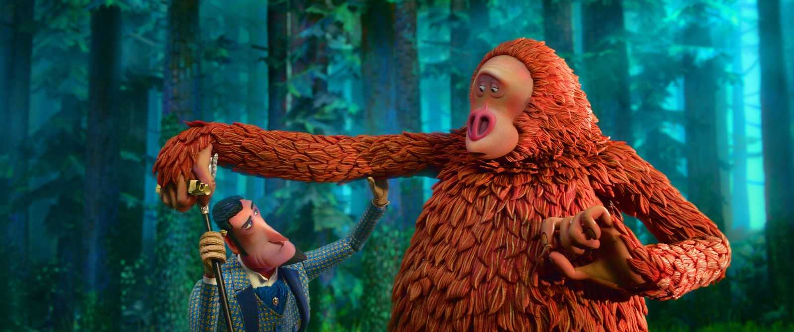 'Missing Link' Review: Another Stop-Motion Miracle From Laika