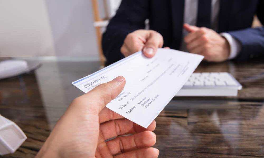 3 reasons your business should still accept checks