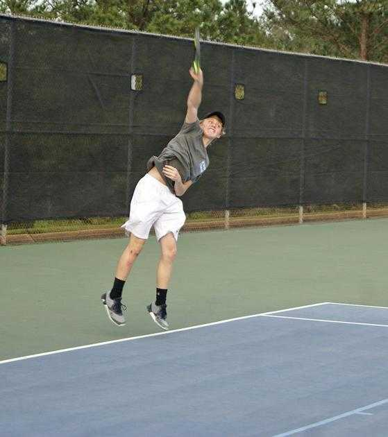 Enterprise tennis earns spot in state tournament