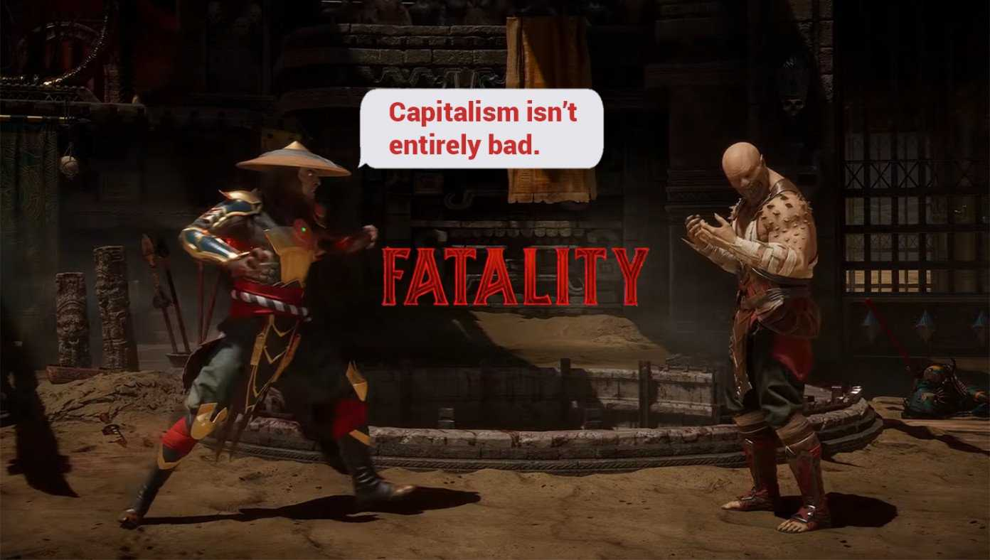 'Mortal Kombat' Introduces Brutal New Fatality Where Your Character Just States An Opposing Viewpoint