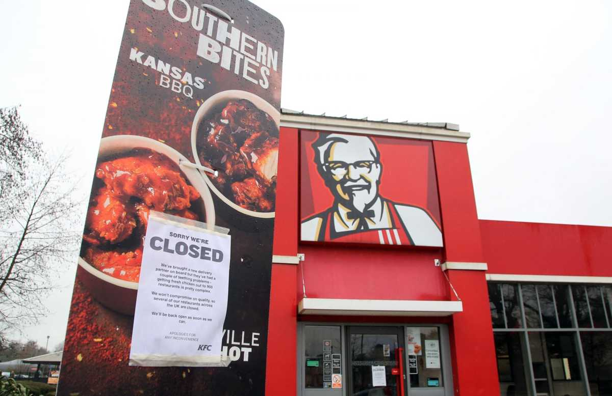 Police release audio of caller who dialled 999 because KFC was closed
