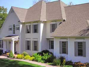 Exterior House Painting Care