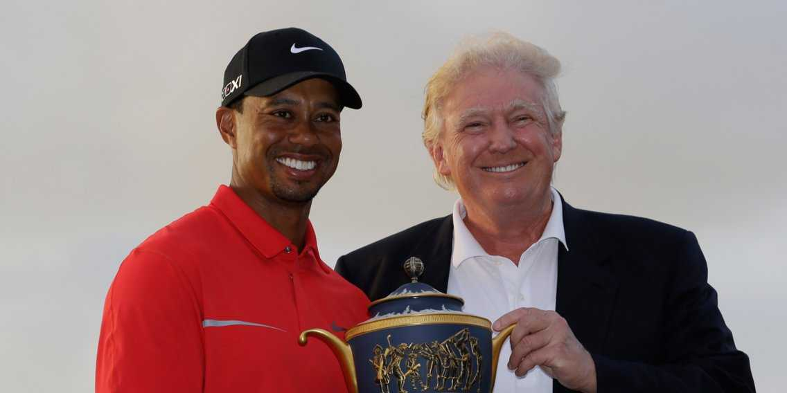 Trump to present Tiger Woods with Medal of Freedom on Monday