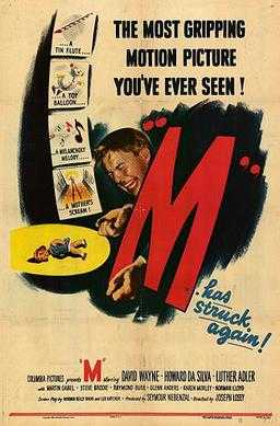Film Review: M (1951)