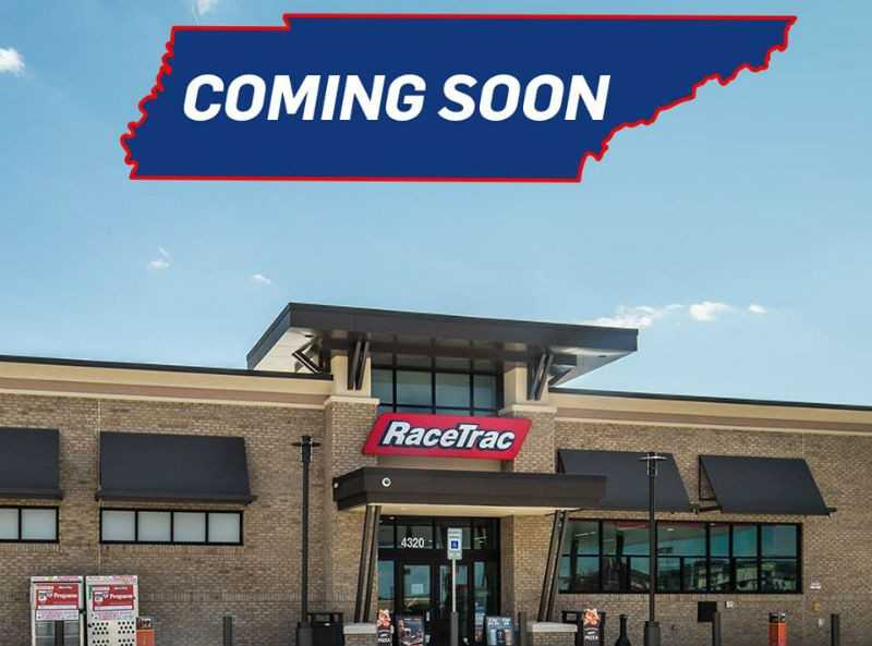RaceTrac Gas Station Plans Spring Hill Store