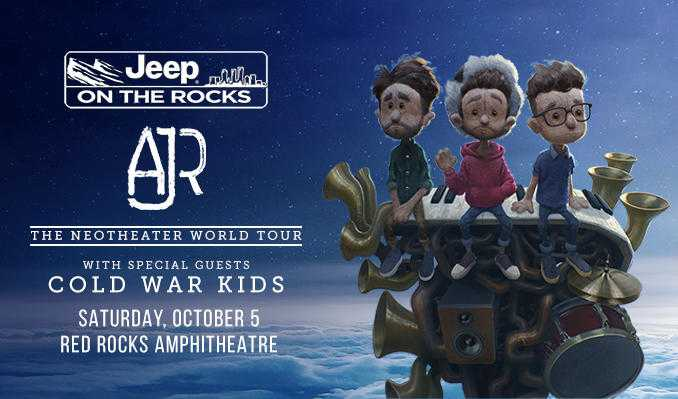 Channel 93.3 presents Jeep On The Rocks