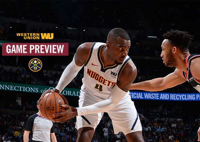 Game Preview: Denver Nuggets look to close out series against Portland Trail Blazers