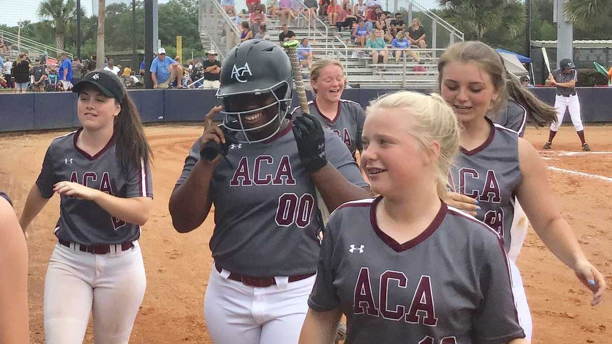 ACA softball knocks off LAMP to advance to state tournament