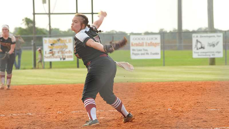 Lady Chiefs top Franklin County in 1A regional semifinal