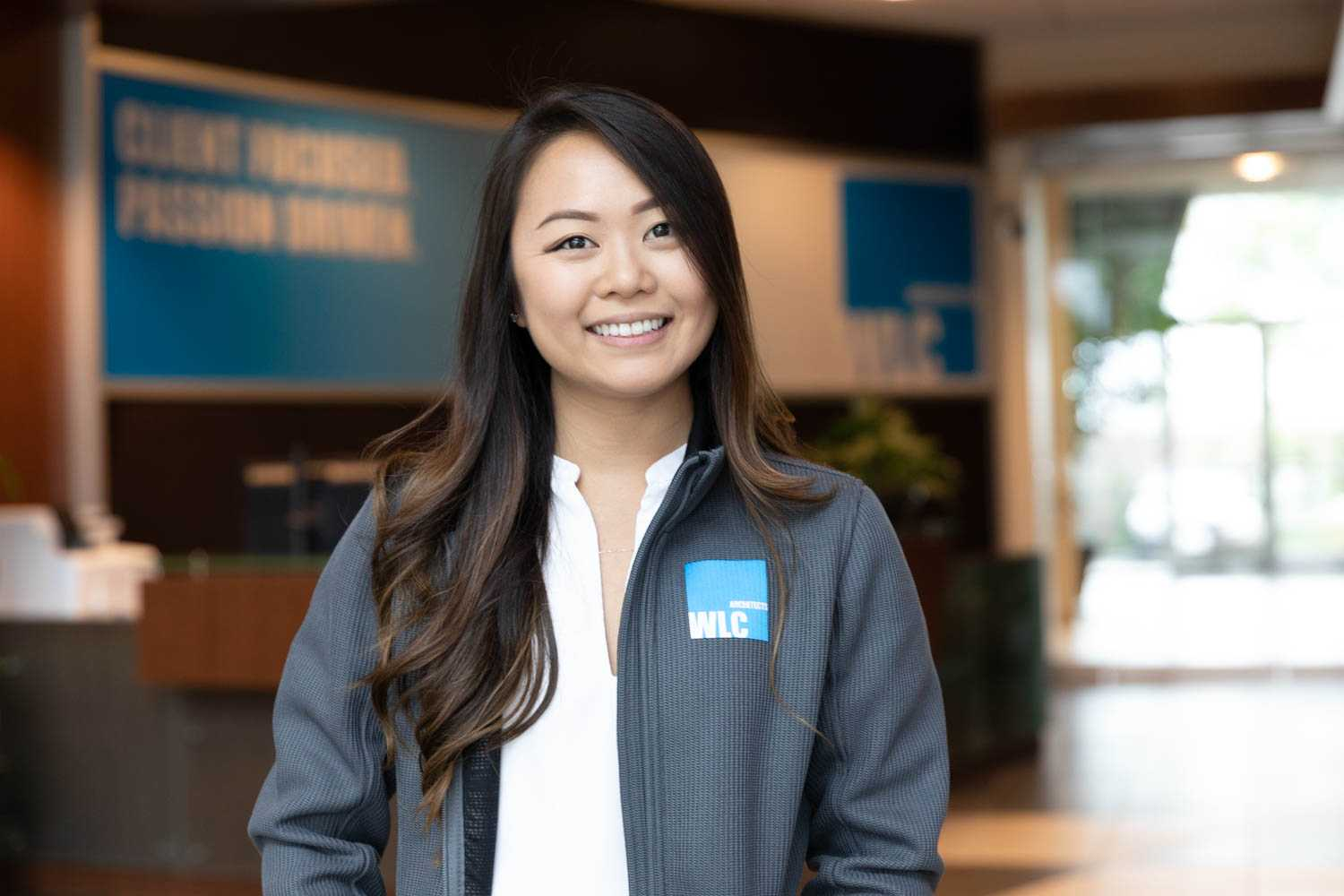 WLC Employee Feature:  Sharon Lan