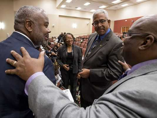 150 years after freed slaves start ASU, descendants meet on campus