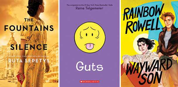 BookExpo 2019: Children's Galleys to Grab