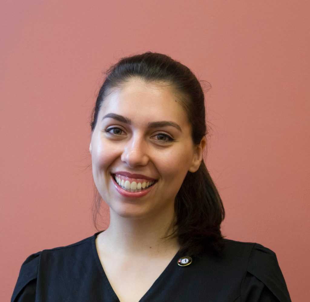 Recent Grads Gain Professional Experience with Accessing Home: Raquél Pérez