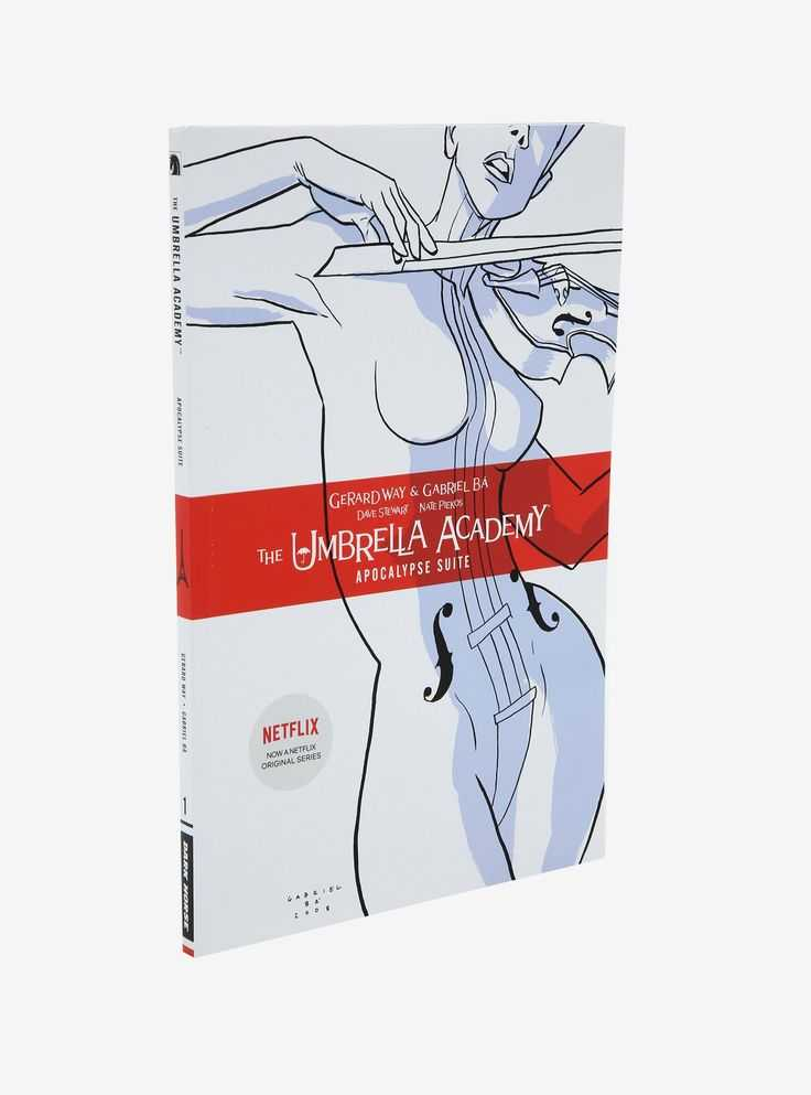 The Umbrella Academy Volume 1: Apocalypse Suite Graphic Novel
