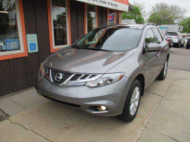 2012 Nissan Murano SV found on Carsforsale.com®