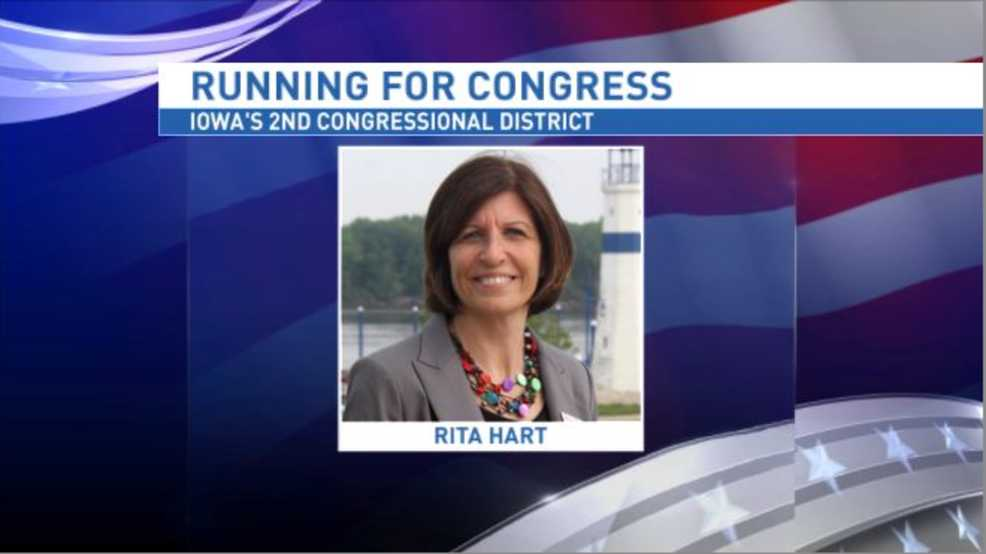 Former Iowa Senator announces run for Congress