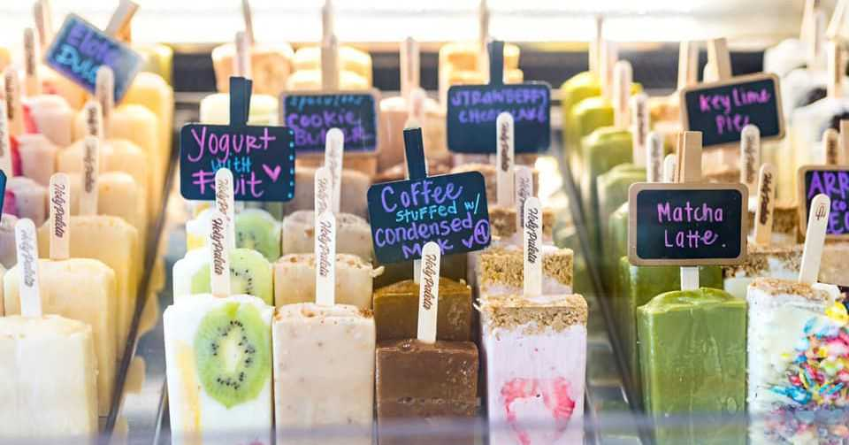 Mexican-Style Frozen Popsicle Shop Landing in Little Italy