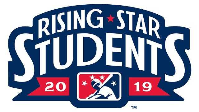 Minor League Baseball and Big Brothers Big Sisters of America announce 2019 class of Rising Star Students