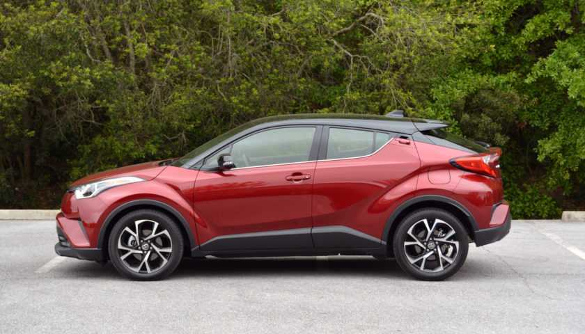 Fun and Functional: 2019 Toyota C-HR Limited Test Drive Review