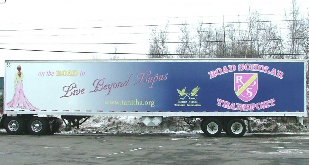 May is Lupus Awareness Month and Road Scholar Transport is Spreading the Word