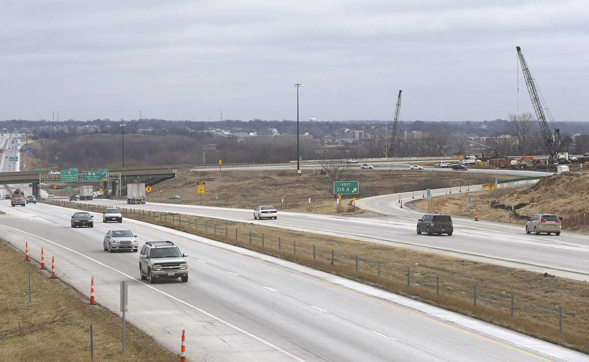 Plan envisions big upgrade for Coralville interchange