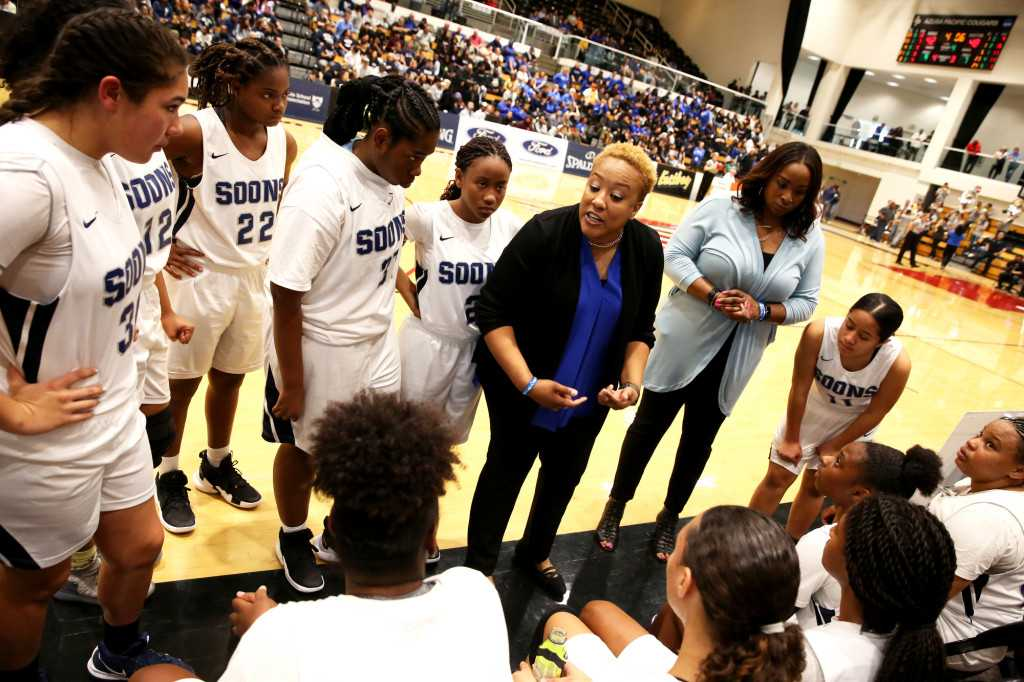 Press-Telegram Girls Basketball Coach of the Year: Mayfair's Sinnamon Garrett