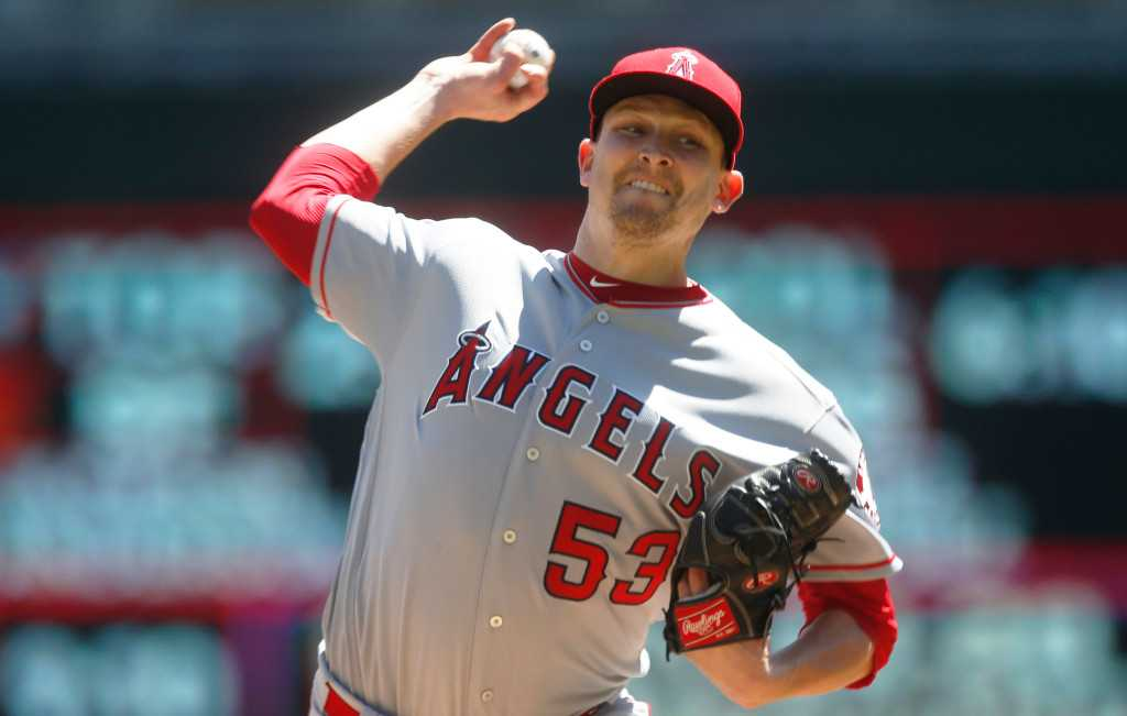 Trevor Cahill struggles again in Angels' loss to Minnesota Twins