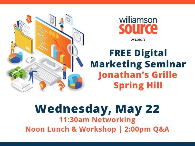3 Reasons to Attend This Free Digital Marketing Workshop May 22