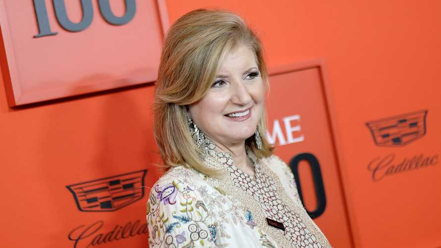 Arianna Huffington: 'I'm a risk-taker in every part of my life — except my finances'