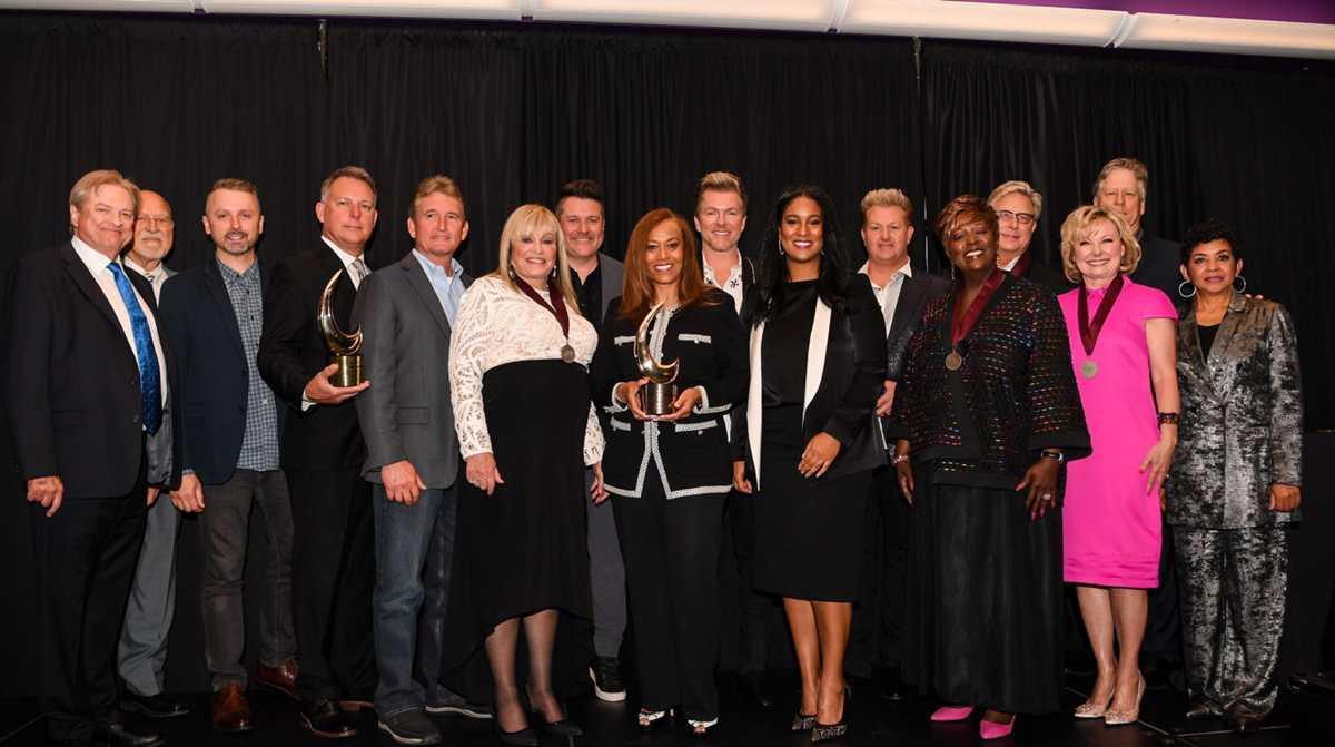GMA Honors and Hall of Fame ceremony part of landmark year for Gospel Music Association