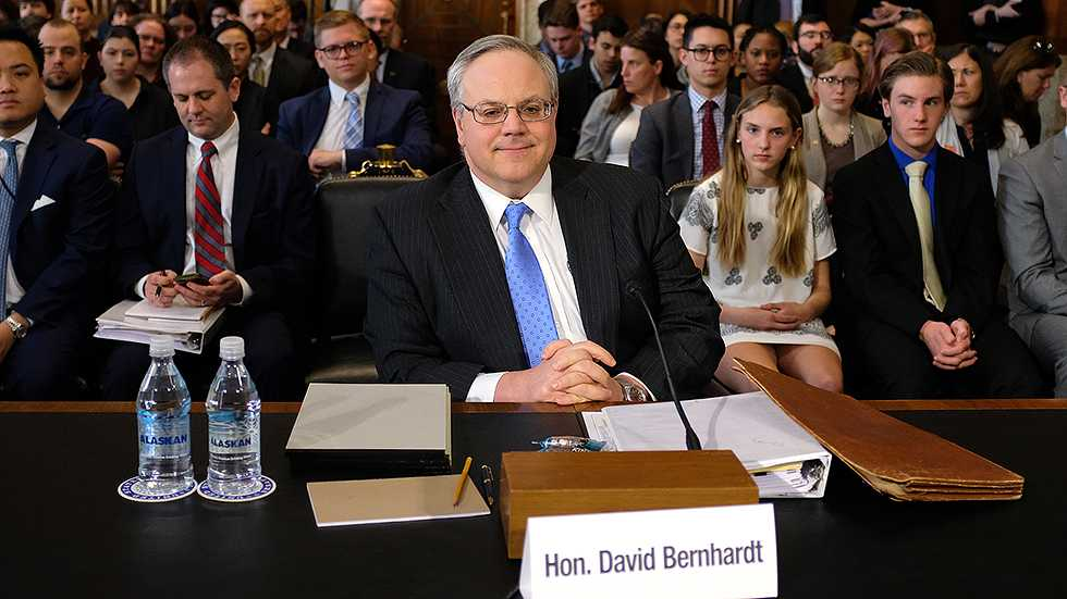 Interior chief dismisses climate concerns in first Natural Resources hearing: 'I haven't lost any sleep over it'