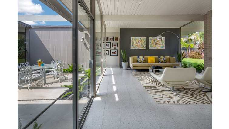 Like Eichler? Wander through 7 of his houses on Preserve Orange County home tour