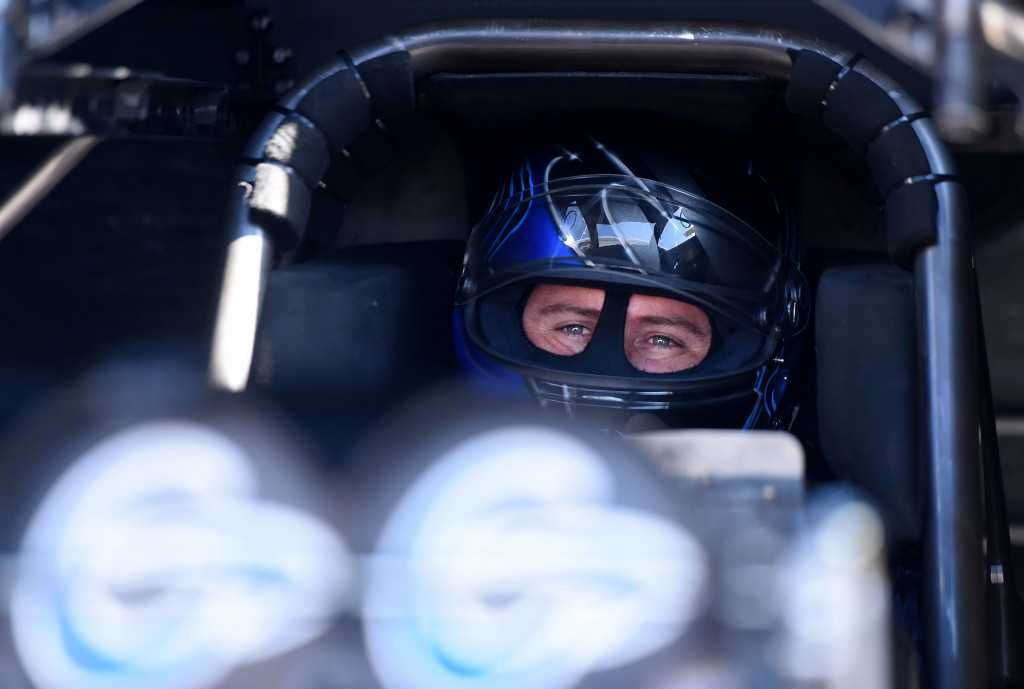 NHRA's Shawn Langdon anticipates another smooth run in Virginia