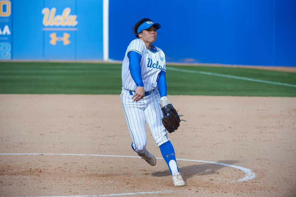 Talented pitching staff leads UCLA softball into NCAA Tournament