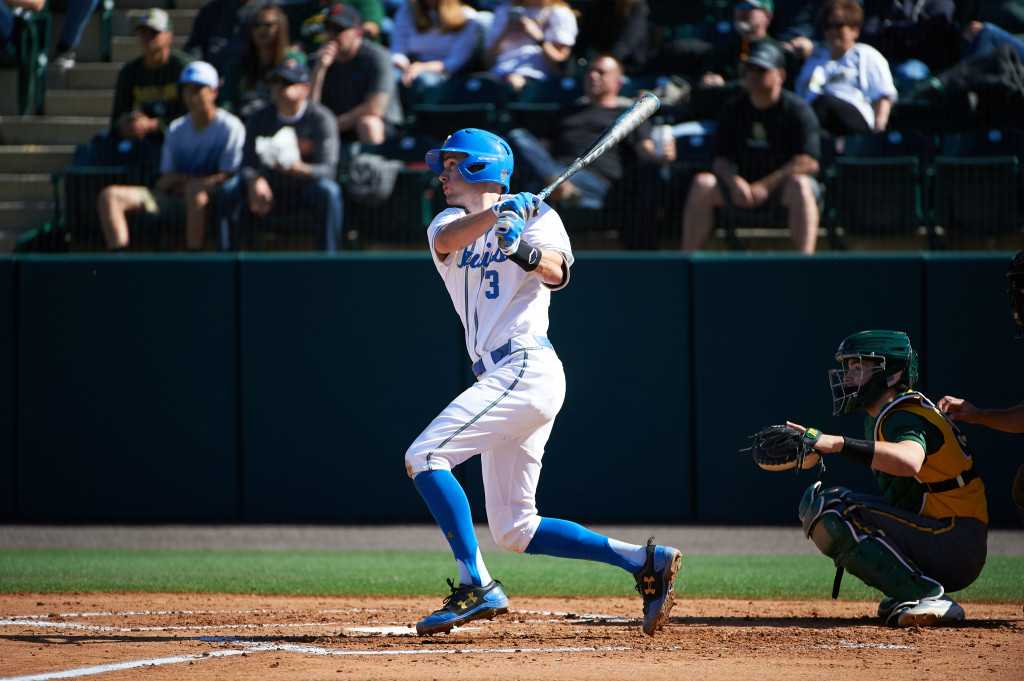 Whicker: UCLA SS Ryan Kreidler is making his own headlines