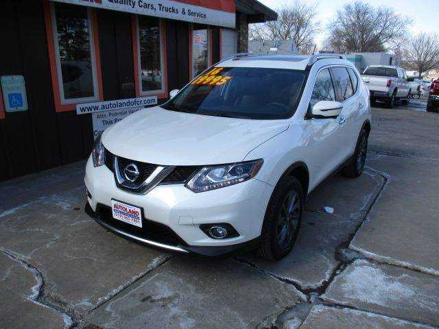 2016 Nissan Rogue SL found on Carsforsale.com®