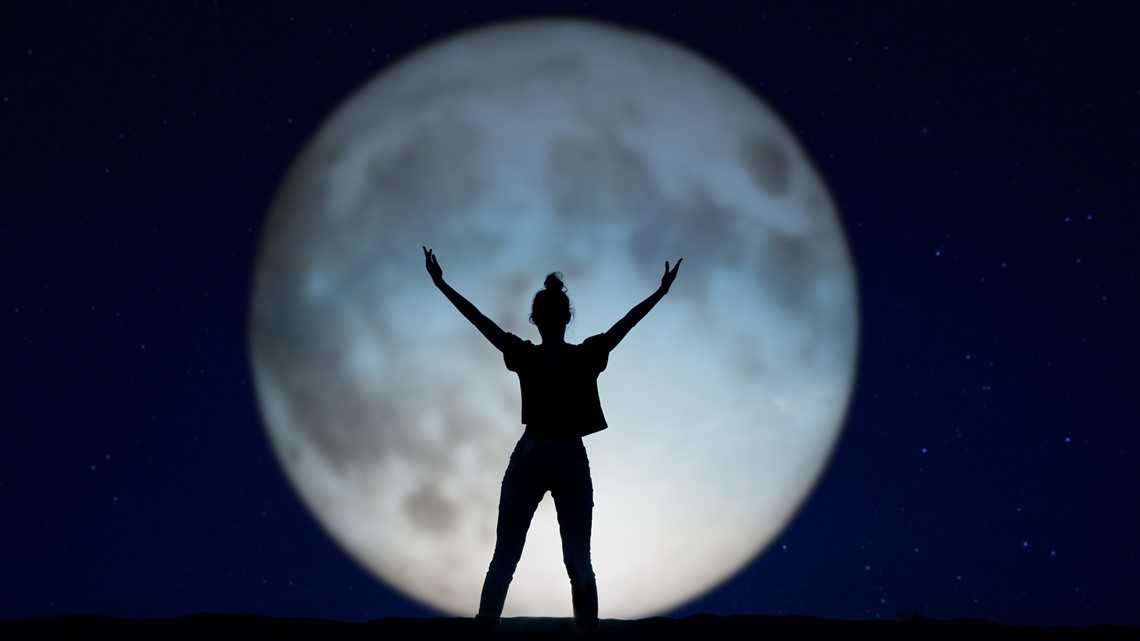 A seasonal blue moon is coming Saturday. Here's what that means.