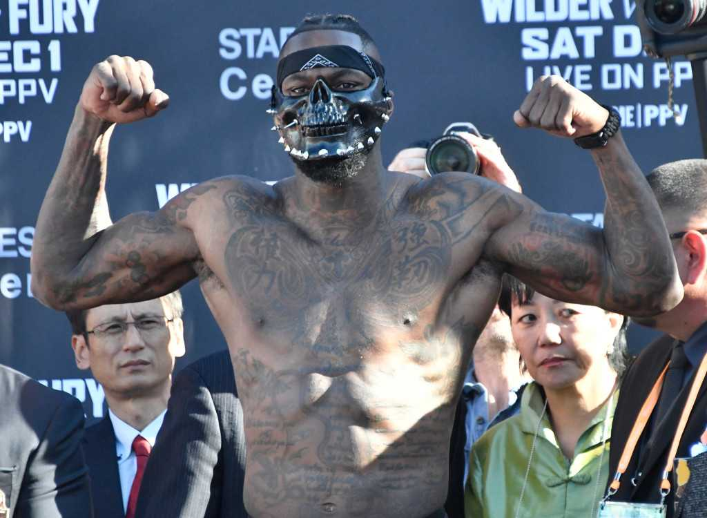 Deontay Wilder may be a jerk, but he'll still KO Dominic Breazeale