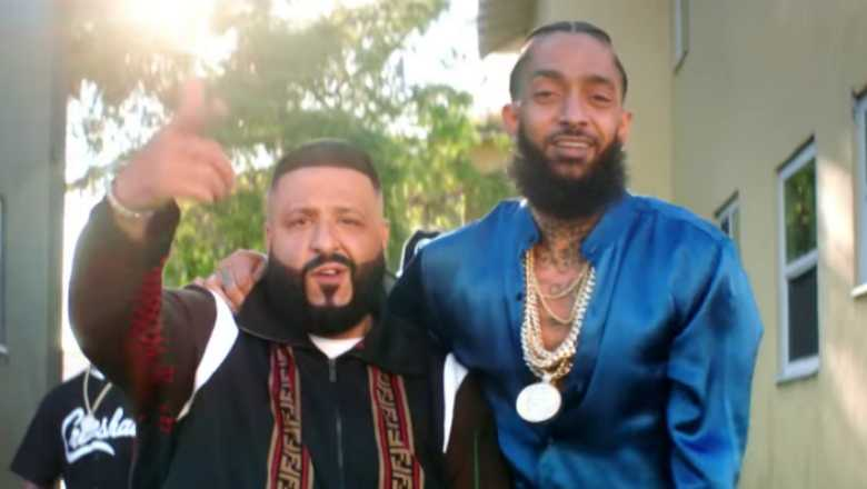 DJ Khaled's 'Higher' Music Video Is A Tear-Jerking Tribute To Nipsey Hussle