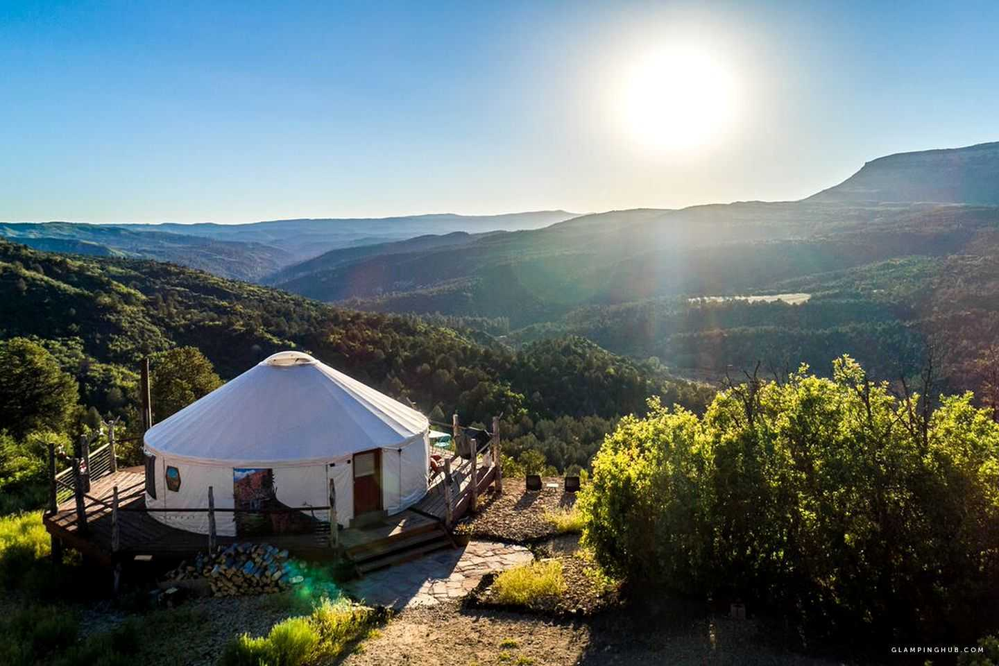 GoWise's Magical Yurt Getaways for Your Next Adventure List