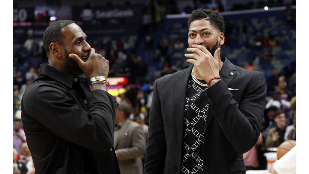 Heisler: What can Lakers pull off after stroke of luck ends their month-long follies?