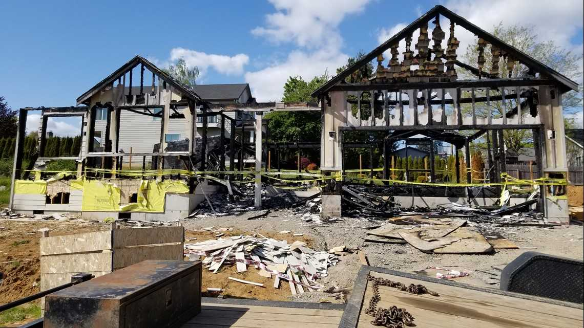 'It's unprecedented': String of arsons in small town of La Center