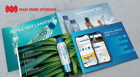 Mad Mind Studios Creates Effective Print Marketing Designs For Clients