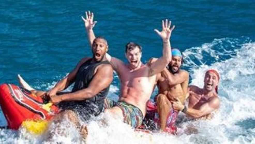 Manu Ginobili joins ex-teammates to form the 'Wiener Boat Boys'