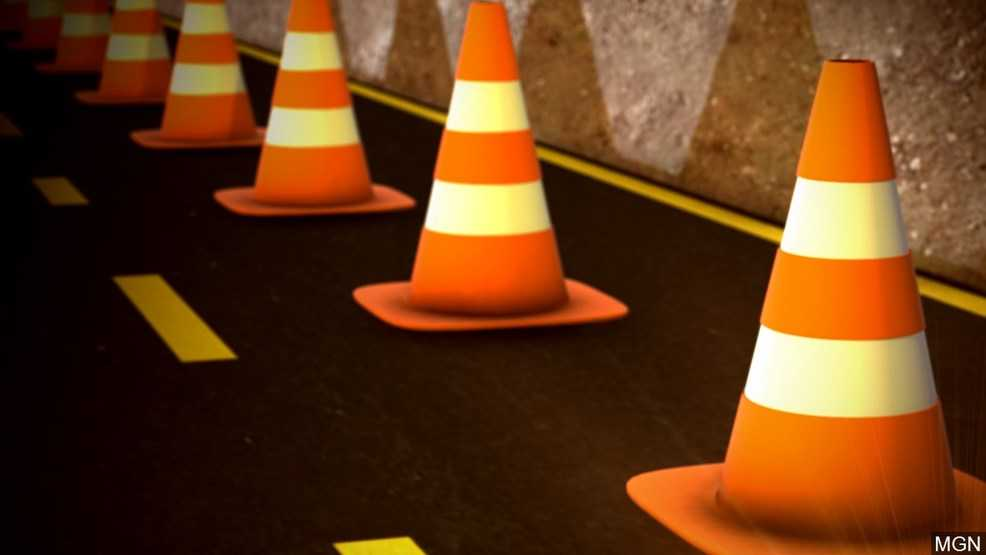 Road closures due to maintenance