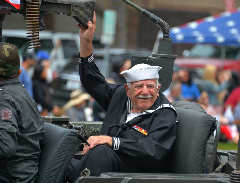 Ten-hut! These are the events you can enjoy during Torrance's Armed Forces Day Parade weekend