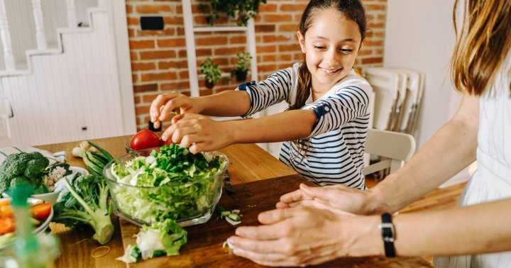 This Trick Could Be The Key To Teaching Kids To Eat Healthy