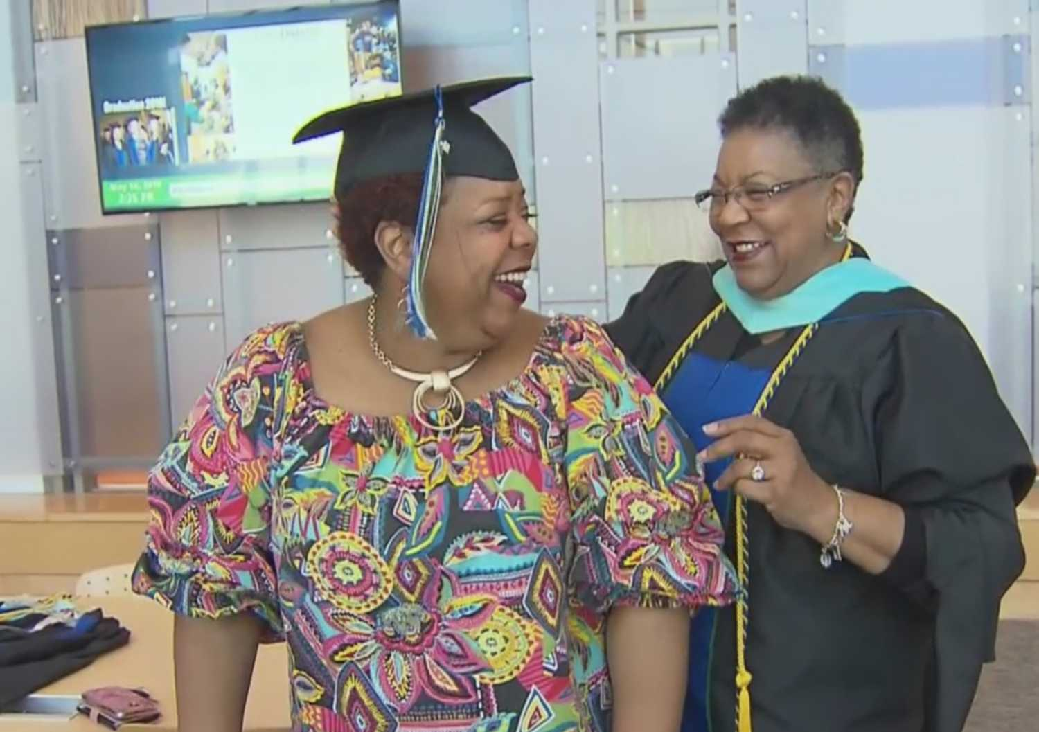 UNT Dallas Mother-Daughter Duo Share Joy And Degrees