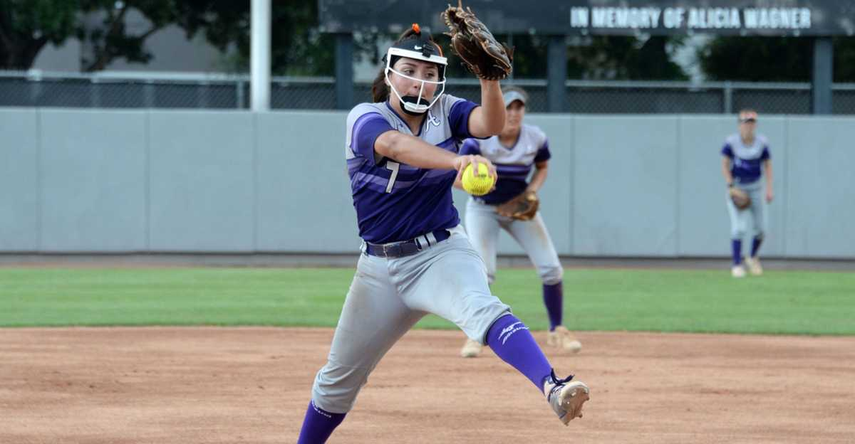 Aaliyah Garcia tosses no-hitter in Angleton's playoff win
