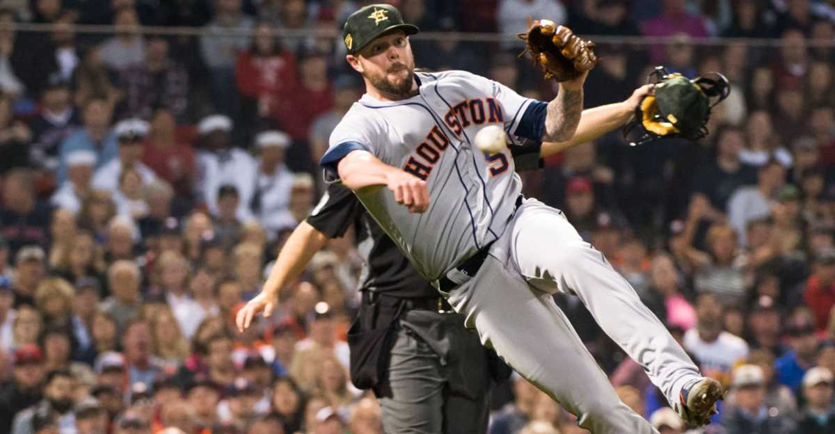 Astros insider: Ryan's night and an MLB record